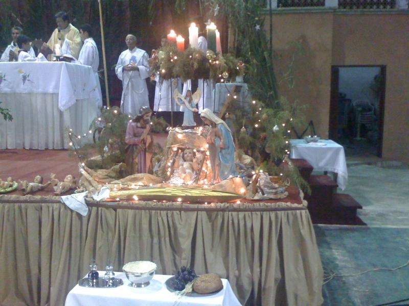 Misa de noche buena - LaLiturgia.org