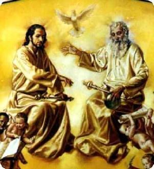 Un Dios conformado por tres personas de naturaleza divina
