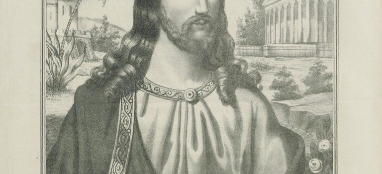 EL ROSTRO DE JESUS
